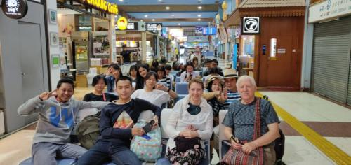 In Chiang Rai airport waiting to go to Pattaya.